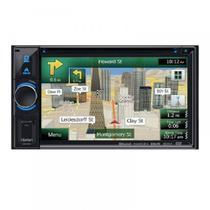 Dvd Player Clarion Nx404 6.2 2 Din Bluetooth/Hdmi/Gps -