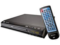 DVD Player com Display Multifuncional  - DVT-C100 - Tectoy