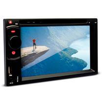 DVD Player Dazz 6.2 Pol DZ-52201BT Bluetooth USB Cartão de Memória Rádio AM/FM -