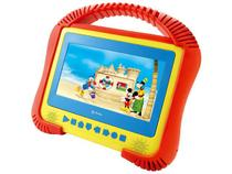 DVD Player Kids Mickey LED 7 Polegadas - DVT-K3001 - Tectoy