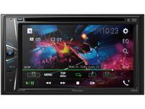 DVD Player Multimidia Receiver Pioneer AVH-G228BT - BLUETOOTH, ENTRADA CÂMERA DE RÉ, USB, AUX -
