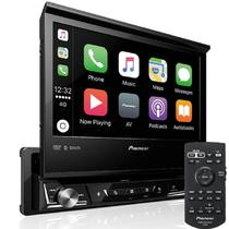 DVD Player Pioneer Automotivo AVH-Z7080TV Retrátil FullHD, Tv Digital