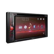 DVD Player Pioneer AVH-205BT 2 DIN C/CON 6.2 Polegadas -
