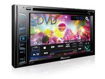 Dvd Player Pioneer Avh-298bt 2-din Bluetooth Usb 5 - Pionner