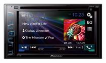 DVD Player Pioneer AVH-298BT com Bluethooh 2 DIN -