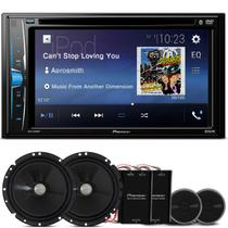 DVD Player Pioneer AVH-A208BT 2 Din 6.2