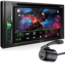 Dvd Player Pioneer avh a208bt Com Camera de Re Pioneer - Pionner