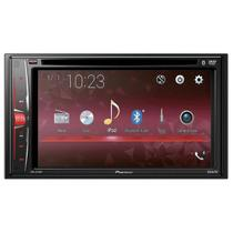 Dvd Player Pioneer Avh-A218bt 2 Din 6.2 Pol Bluetooth -