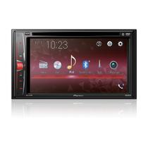 Dvd Player Pioneer Avh-a218bt 6.2 Pol Bluetooth Usb Aux -