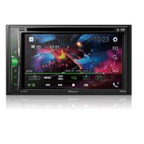 Dvd Player Pioneer AVH-A218BT Bluetooth 2din Com Espelhamento - Pionner