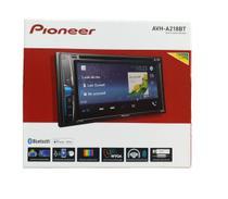 Dvd Player Pioneer Avh-a218bt Bluetooth Usb Espelhamento controle Remoto -