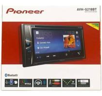 Dvd Player Pioneer Avh-g218bt 2din Usb Meriva 2003/2012 Blu