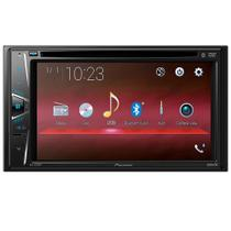 DVD Player Pioneer AVH-G218BT 6.2 Polegadas 2DIN Bluetooth/Aux/USB