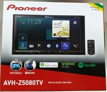 Dvd Player Pioneer Avh-z5080tv Bluetooth Waze Spotify Tv Digital Bluetooth Android auto 7 polegadas