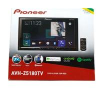 Dvd Player Pioneer Avh-z5180tv Bluetooth Tv digital usb espelhamento Waze Spotify 7 polegadas -