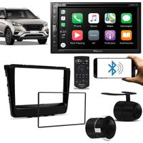 DVD Player Pioneer AVH-Z5280TV Creta 17 a 19 6.8'' Bluetooth Android iOS USB FM MP3 + Câmera de Ré