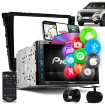 DVD Player Pioneer AVH-Z5280TV Creta 17 a 19 6.8'' Bluetooth Android iOS USB FM MP3 + Câmera de Ré -