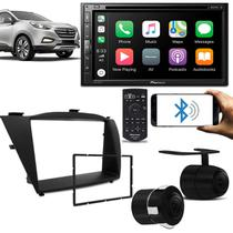 DVD Player Pioneer AVH-Z5280TV IX35 10 a 18 6.8'' Bluetooth Android iOS USB FM MP3 + Câmera de Ré