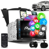 DVD Player Pioneer AVH-Z5280TV IX35 10 a 18 6.8'' Bluetooth Android iOS USB FM MP3 + Câmera de Ré -