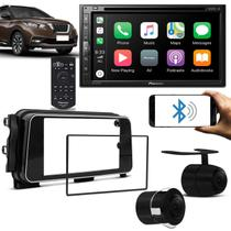 DVD Player Pioneer AVH-Z5280TV Kicks 17 a 19 6.8'' Bluetooth Android iOS USB FM MP3 + Câmera de Ré