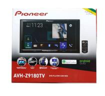 Dvd player Pioneer Avh-z9180tv Bluetooth Wifi Espelhamento Sem Fio gps tv digital