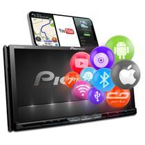 "DVD Player Pioneer AVH-Z9280TV 7"" Bluetooth Espelhamento Wi-Fi Android iOS TV CD DVD USB HDMI MP3 -"