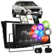 DVD Player Pioneer AVH-Z9280TV Creta 17 a 19 7'' BT Espelhamento Wireless Android iOS + Câmera Ré -