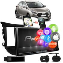 DVD Player Pioneer AVH-Z9280TV HB20 Hatch Sedan 12 a 18 7'' BT Espelhamento Wireless + Câmera Ré -