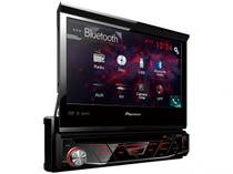 Dvd Player Pioneer Bluetooth Cd Retrátil 7 Pol Avh-3180bt