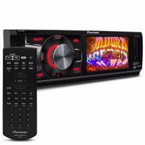 Dvd Player Pioneer Dvh-7880av Tela 3 Polegadas Usb Auxiliar -