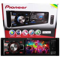 Dvd Player Pioneer Dvh-8880avbt Bluetooth Usb Tela 3,5 polegadas
