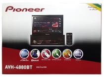 Dvd Player Pioneer Retratil Avh-4880bt Bluetooth Usb Tela 7
