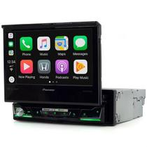 Dvd Player Pioneer Retrátil AVH-Z7080TV Tela 7 Polegadas, TV Digital, Bluetooth,  Android Auto