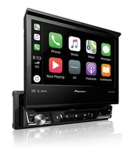 Dvd Player Pioneer Retratil Avh-z7180tv 7 polegadas Bluetooth Tv digital Spotify Waze Android Auto usb