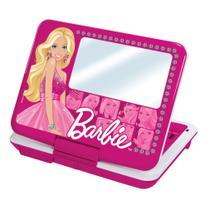 DVD Player Portátil - Barbie - Tectoy -