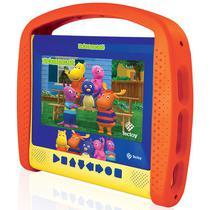DVD Player Portátil - Kids dos Backyardigans - Tectoy -