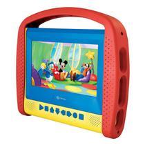 DVD Player Portátil - Kids - Tectoy -