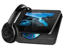 DVD Player Portátil LCD 7 Polegadas Widescreen - Fone de Ouvido - Energy Sistem DVD Mobile 270