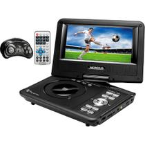 DVD Player Portátil Mondial Play Action Tela 7