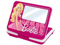 "DVD Player Portátil Tectoy Barbie DVT-P3310 7"" - c/ Entrada USB"