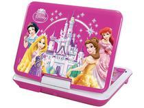 "DVD Player Portátil Tectoy Princesas DVT-P3110 7"" - c/ Entrada USB"