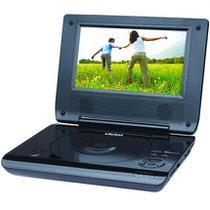 Dvd Player Portátil Usb Com Tela Vc-6300 Vicini -