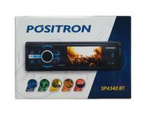 Dvd Player Positron Sp4340 Bt Tela 3 Polegadas Bluetooth Usb auxiliar - Pósitron