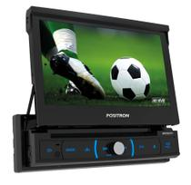 Dvd player Positron Sp6730 Dtv Retratil Tv Digital Usb Espelhamento - Pósitron