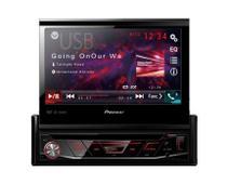 """Dvd Player Retrátil Pioneer Avh-z 4880 Bt 7"""" Usb Bluetooth Aux -"""