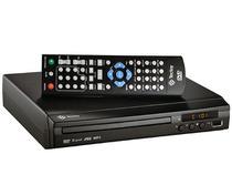 DVD Player Tectoy DVT - Entrada USB e Função Ripping
