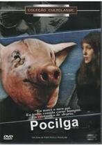 Dvd  Pocilga  Pier Paolo Pasolini - Cult Classic
