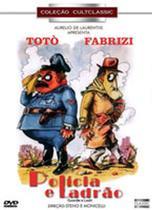 Dvd Polícia E Ladrão - Totò - Cult classic