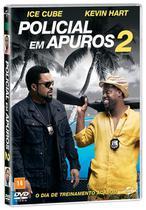 DVD - Policial Em Apuros 2 - Universal Studios