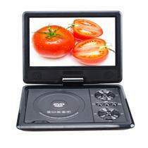 Dvd Portátil 7.8 Polegadas USB/FM Portable - S / m